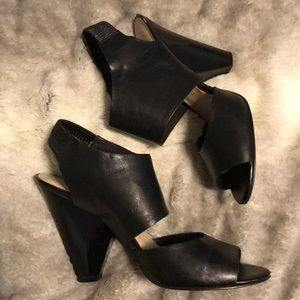 Nine West funky wedge shoes size 6
